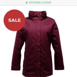 Regatta Women's Blanche Padded Jacket RRP £55 - £9.99 / £13.98 delivered @ Winfeild outdoors