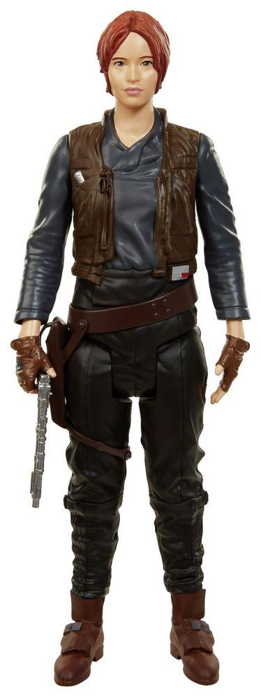 Star Wars Sergeant Jyn Erso 20 Inch Figure @ Argos Ebay £3.99 Delivered