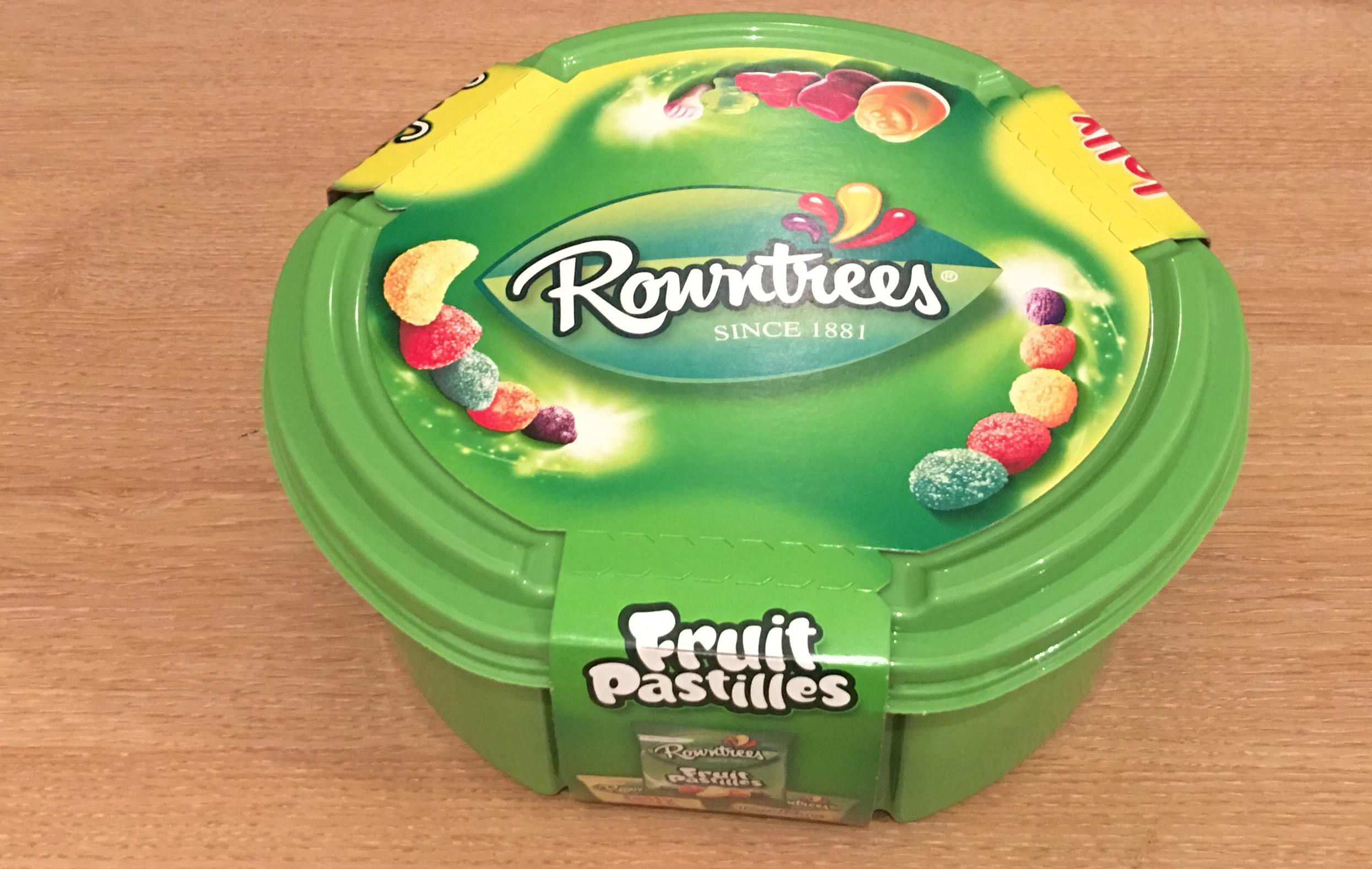 Rowntrees Tub 750g £2 @ Tesco