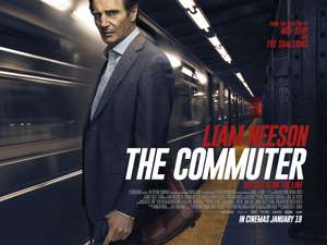 Free showing of The Commuter (SeeItFirst) - 17/01 @ 6:30pm