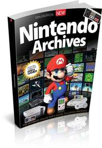 NINTENDO ARCHIVES ONLY £4.99 DELIVERED @ MY FAVOURITE MAGAZINE