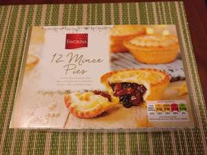 Free 12 Mince Pies at Lidl Maryhill, Glasgow