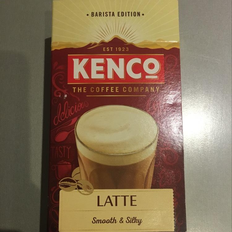 Kenco Latte sachets £1 @ Poundland
