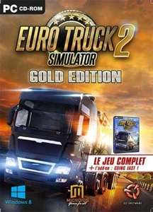 Euro Truck Simlulator 2 (Gold Edition) @ Instant-Gaming, £4.69