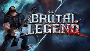 Brütal Legend £1.19 on GOG.com