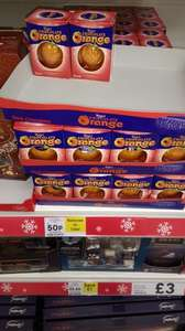Terry's chocolate orange dark chocolate 50p instore @ Tesco