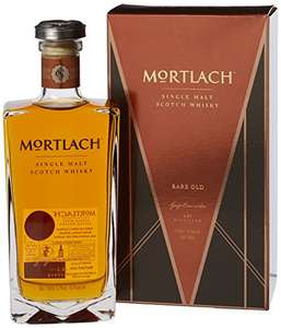 Mortlach rare old 50cl single malt whisky £34.95 @ Amazon