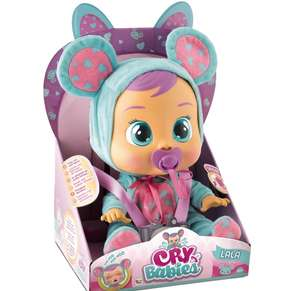 Cry Babies Lala Doll £7.50 @ Tesco INSTORE - Port Glasgow