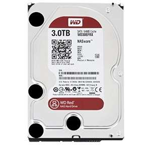 WD 3TB Red NAS drive - £92.21 @ Amazon