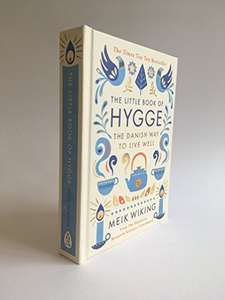 Live Happy in 2018! The Little Book of Hygge: The Danish Way to Live Well £1.99 kindle @ Amazon