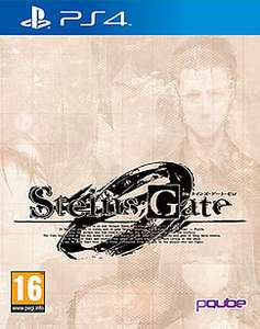 Steins Gate Zero limited edition ps4 @ Game - £10