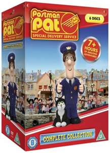 Postman Pat - Special Delivery Service: Complete Collection (Box Set) [DVD] - £7.99 @ Zoom