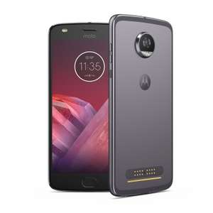 Moto Z2 Play XT1710 Dual sim 64GB SIM FREE/ UNLOCKED - £282 @ eGlobal Central