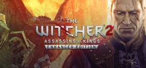The Witcher 2: Assassins Of Kings - Enhanced Edition £2.29 @ GOG.com