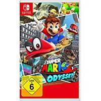 New Switch owners!! Breath of the Wild, Mario Kart 8 and Mario Odyssey for Nintendo Switch - 3-for-2 on Amazon.de. £105.13 inc P+P (£35.04 each)