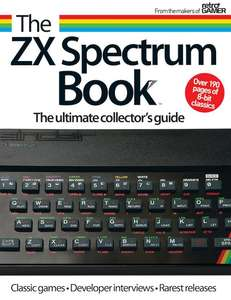 ZX Spectrum/C64 Book Third Edition £4.99 Del (£3.99 with code) @ My Favourite Magazines