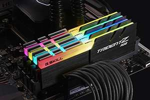 G.SKILL Trident Z RGB Series 16 GB (8 GB x 2) DDR4 2400 MHz RAM £148.72 - Amazon Prime Exclusive