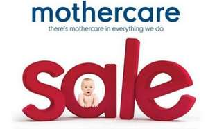Final Mothercare clearance - all clothing reduced to £2 on 11th January