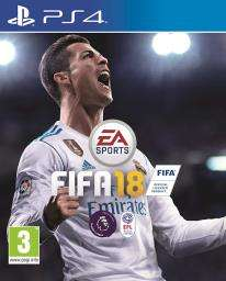 FIFA 18 Pre-owned PS4 - £24.99 @ Grainger Games