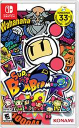 Nintendo Switch Super Bomberman R £29.98 @ Toysrus