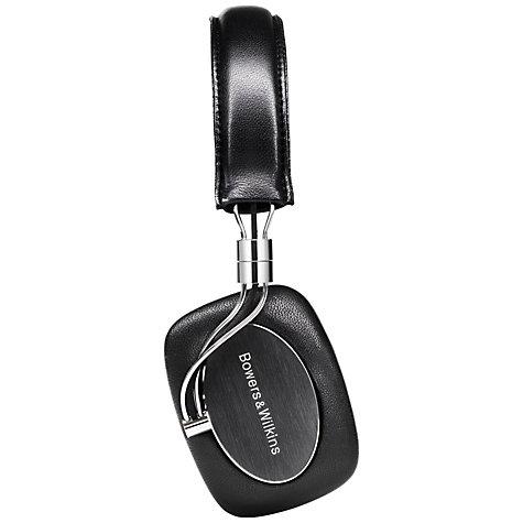Bowers & Wilkins P5 Series 2 On-Ear Headphones, Black John Lewis Instore /limited stock - £119.99
