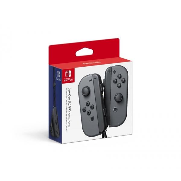 Nintendo Switch Joy-Con Controller Pair (Grey) £58.49 @ 365Games
