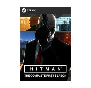 [Steam] Hitman Complete First Season + DLC for PC £13.99 @ CDKeys (£13.29 with Facebook Code)