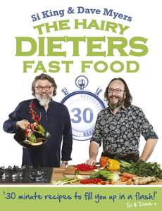 The Hairy Dieters: Fast Food (Hairy Bikers) Kindle Edition 99p Amazon