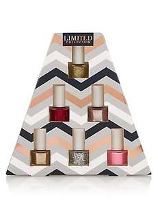 Nail Polish Collection £1.99 at M&S Free C&C