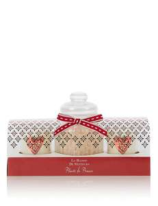 Marks & Spencer sale continues,eg fleurs de France bathing trio collection was £17.50 NOW £4.69 @ Marks and spencer ,click & collect