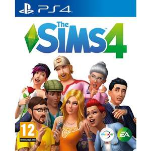 The Sims 4 - PS4 & xbox £24.95 @ gamecollection
