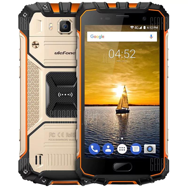 Ulefone Armor 2 4G Smartphone - £178.38 @ Gearbest