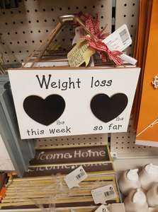 Help lose the pounds! £1 In poundland