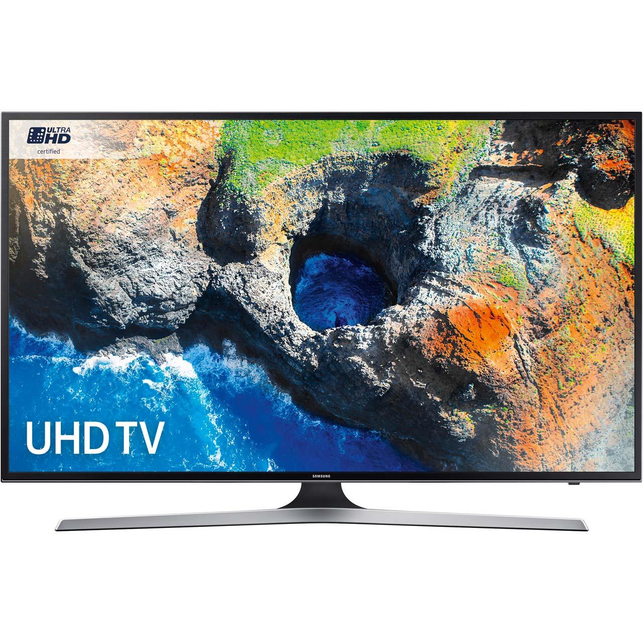 "Samsung UE50MU6120 50"" Smart 4K Ultra HD with HDR TV £439 - ao.com"