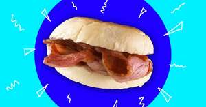 Holiday Inn Express will be handing out free bacon baps around London on 15th Jan