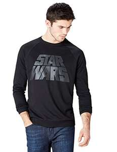 Men's Star Wars Sweatshirt in XL for £7.24 (Prime) £10.60 (Non Prime) @ Amazon