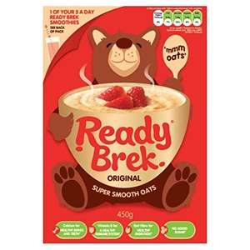 25p Ready Brek! 450g £1 in Heron get 75p cashback with topcashback porridge