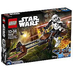 LEGO Star Wars Scout Trooper & Speeder Bike 75532 - £30 in-store @ Tesco