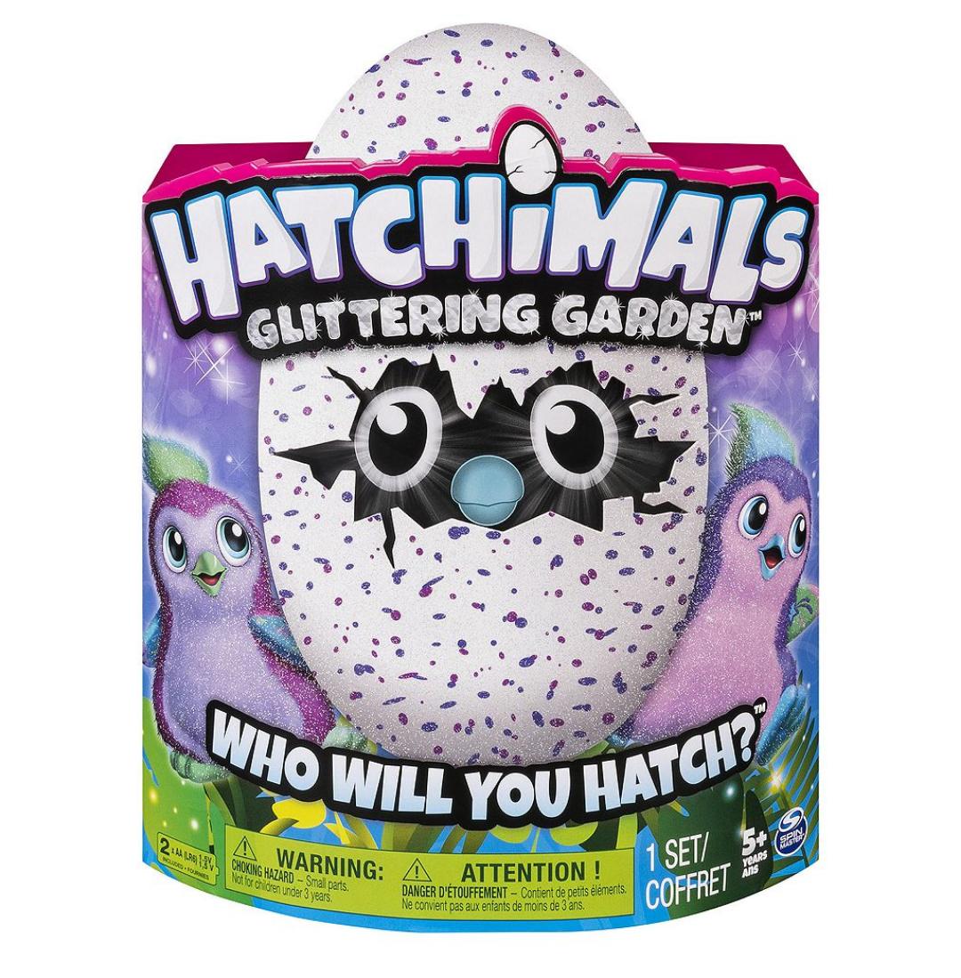 Glitter Hatchimals scanning at £26 @ Tesco instore