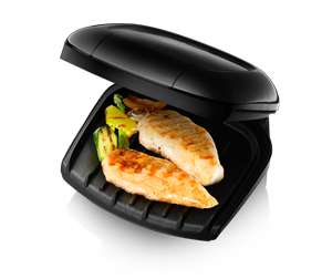 Wilkinsons instore  Sutton in Ashfield - George Foreman 2 portion grill £7.50