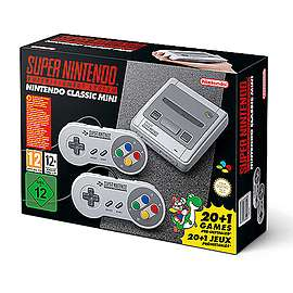 SNES mini back in stock at game, £79.99 - preorder only though @ GAME