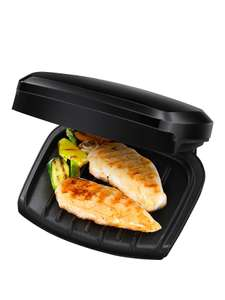 George Foreman Grills, Whole range on sale, with FREE extended warranty! from £14.99 @ Very