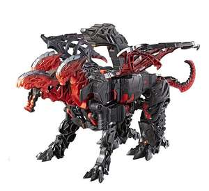 Transformers: Dragonstorm Mega 1-Step Turbo Changer @ Tesco instore (Broughton) - £20