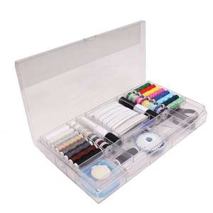 Professional Sewing Kit 167 Pieces was £20 now £10 / Natural Cotton Shopping Bag 40 x 38 cm was £1 now 50p / Sewing Threads 18 Pack (total 9000m) was £15 now £7.50 instore / online @ Hobbycraft (+ £1 C+C for online orders)