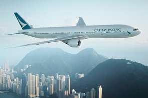 Cathay Pacific 6-day Asia & Australia flight sale