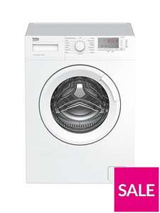 Beko 7kg/1400 Spin Washing Machine £186.98 delivered @ Very