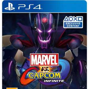 Marvel vs Capcom infinite deluxe edition (PS4) £34.95 @ ebay via gamesdirectlimited