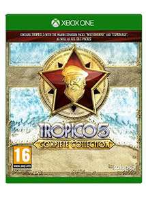Tropico 5 Complete Collection (Xbox One) £12.79 Delivered @ Base