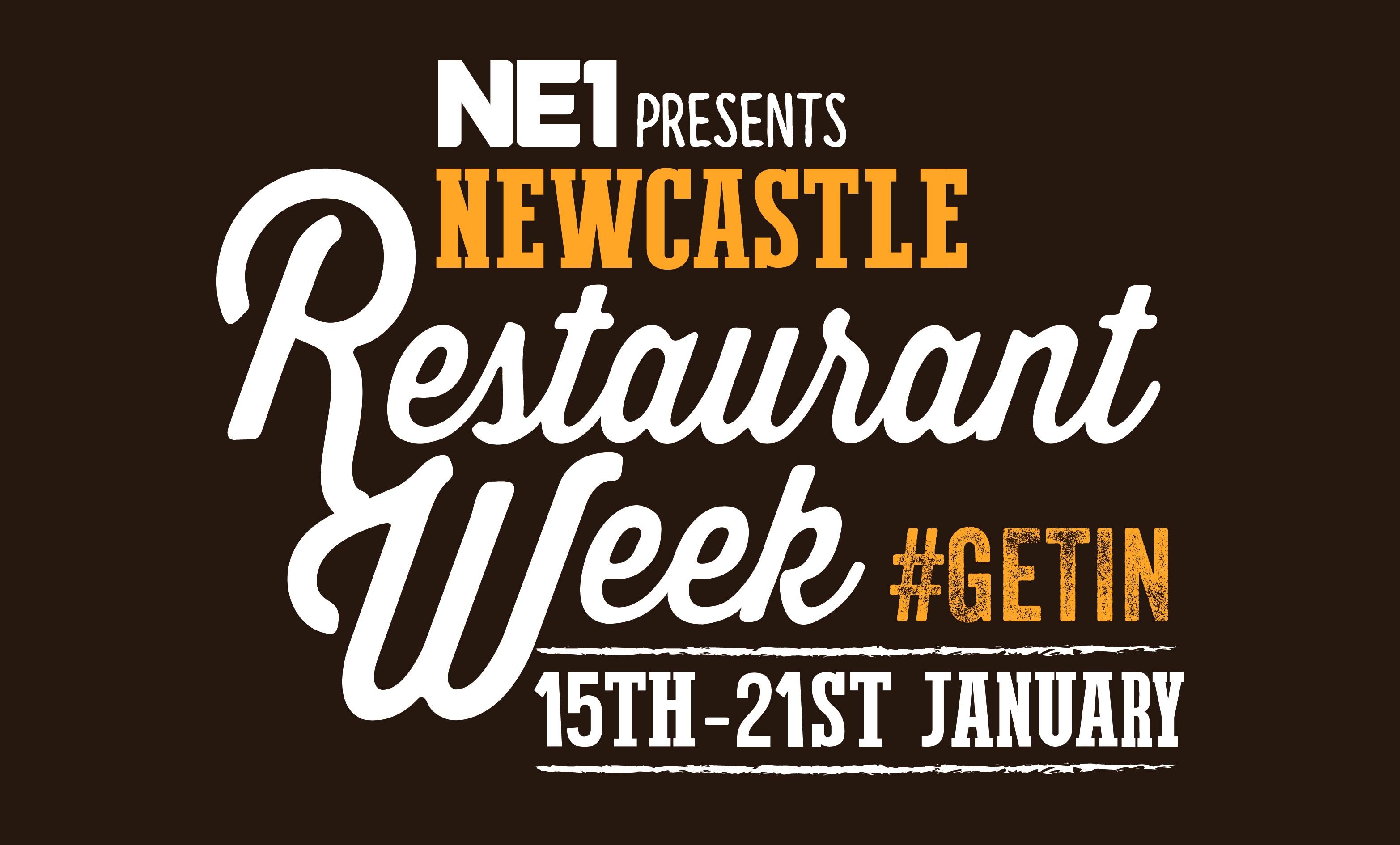 NE1 Restaurant Week - Enjoy fantastic food in Newcastle's finest restaurants for only £10 or £15pp!