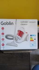 Asda sale on - Goblin vacuum £25 instore also Tefal duetto 4 piece pan set £20